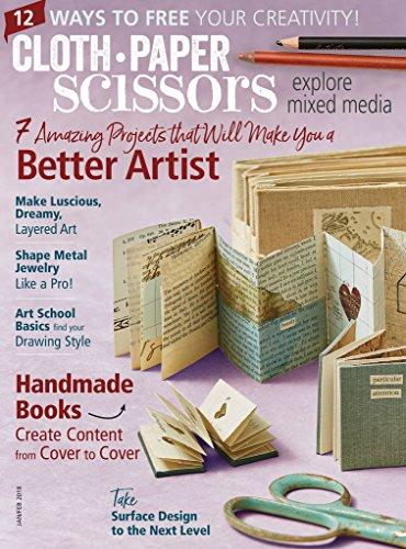 Magazines : Cloth Paper Scissors