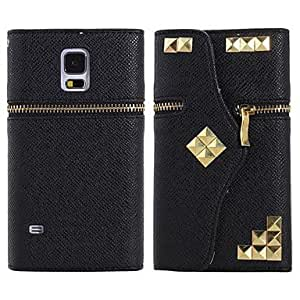 SJT Wallet Style Full Body Case for Samsung Galaxy S5 I9600 (Assorted Color)