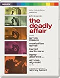 The Deadly Affair (Dual Format Limited Edition) [Blu-ray] [2017] [Region Free]