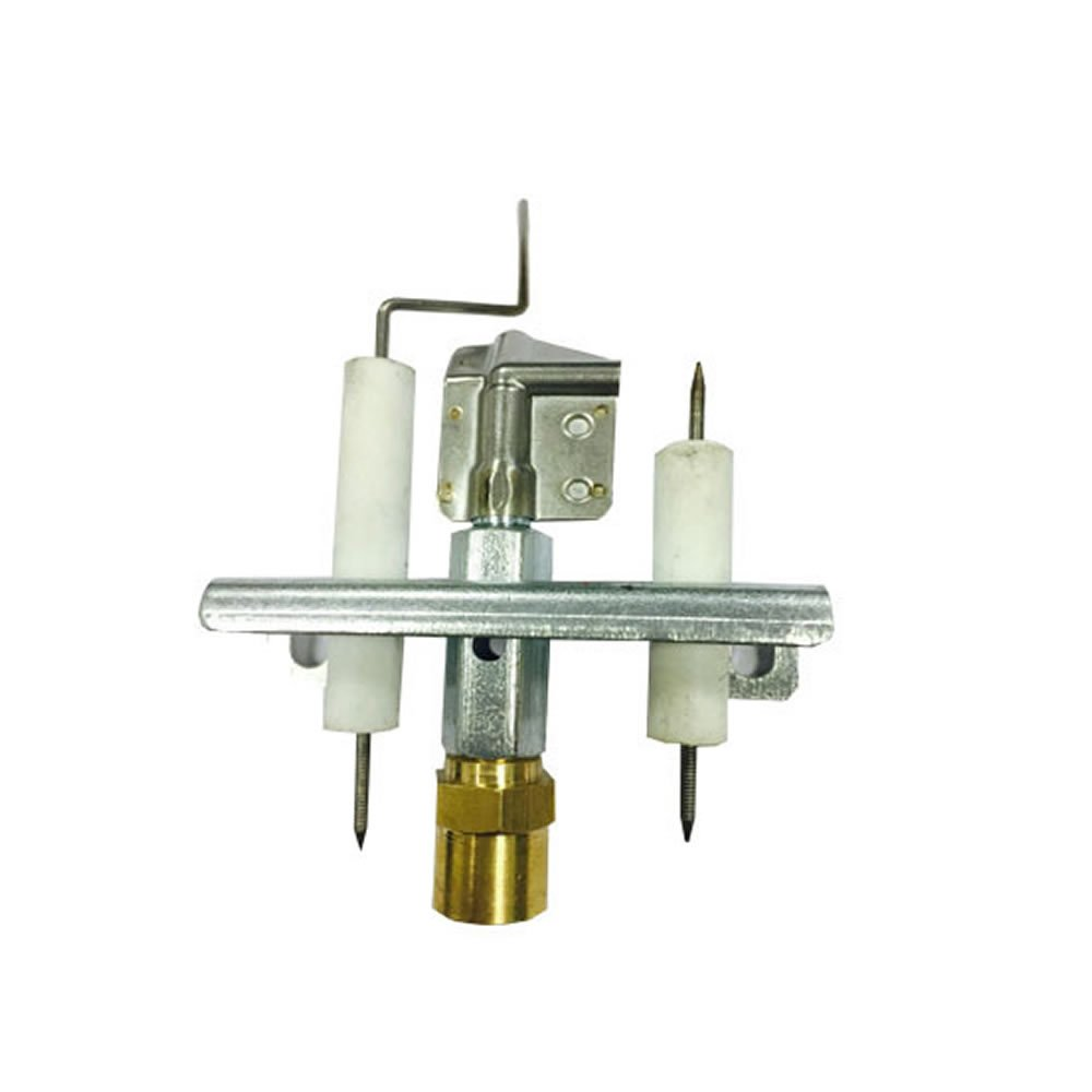 Earth Star Ods Pilot Burner For Gas Fireplace Ion Induction Wiring Diagram Flame Head Ignition Parts Tools Home Improvement