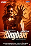 Buy Singham (2011) (New Action Hindi Film / Ajay Devgn / Bollywood Movie / Indian Cinema DVD)