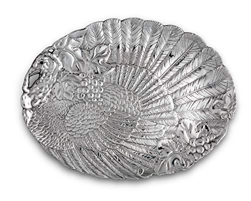 Arthur Court Oval Turkey Platter ()