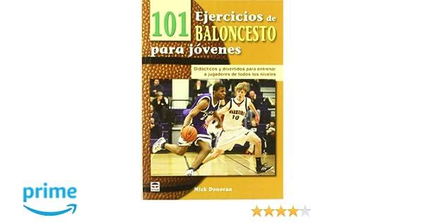 101 EJERCICOS DE BALONCESTO PARA JÓVENES Baloncesto tutor ...