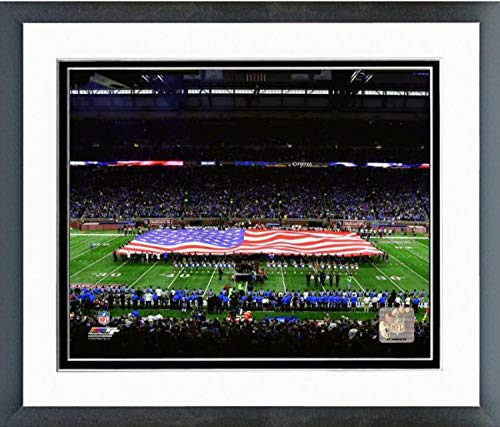 Detroit Lions Ford Field Photo (Size: 12.5