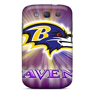 Shock-Absorbing Hard Cell-phone Cases For Samsung Galaxy S3 (vwL9904HQMe) Support Personal Customs Attractive Kansas City Chiefs Series