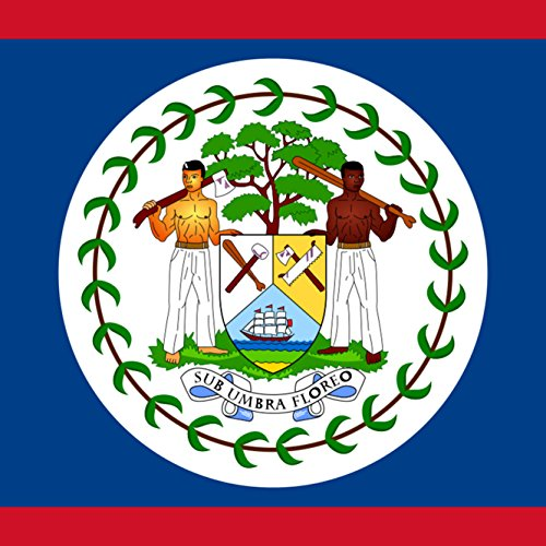 Belize - World Country National Flags - Vinyl ()