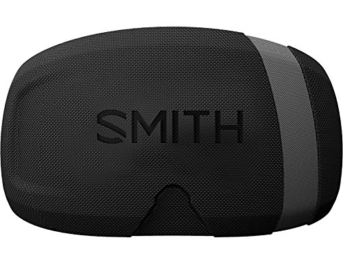 Smith Molded Replacement Lens Case Black & Cleaning - Smith Goggle Case