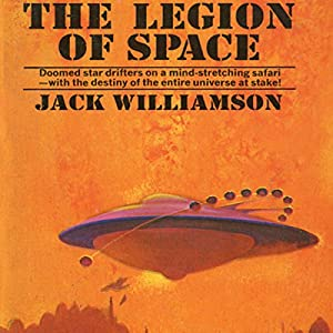 The Legion of Space Audiobook