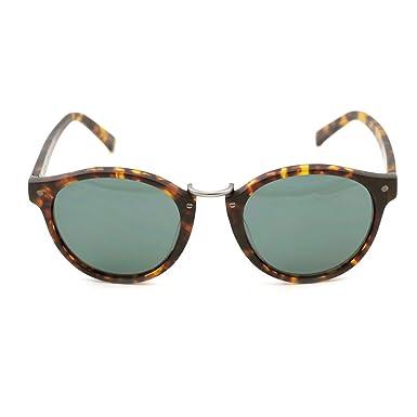 VonZipper Stax Sunglasses Matte Tortoise with Vintage Grey Lens + Hard Case fa17bbaca7