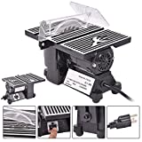 New 4Inch Mini Electric Table Saw 8500 RPM Hobby And Craft Power Tools