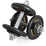 AOLI-Set-manubri-fitness-bilanciere-rimovibile-con-peso-regolabile-Attrezzatura-fitness-per-la-casa-Manubri-Bilanciere-Sollevamento-Attrezzature-per-il-fitness-Manubri20kg-10kg-2