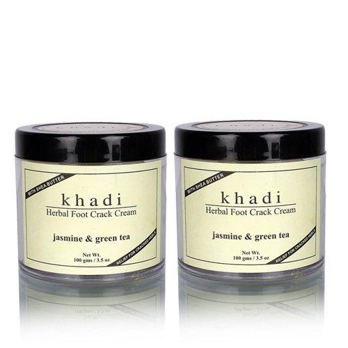 2-x-KHADI-Herbal-Foot-Crack-Cream-Jasmine-Green-Tea-50gPack-of-2