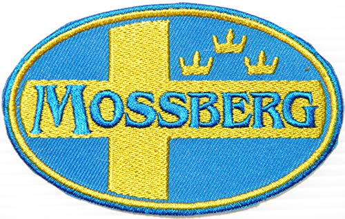 MOSSBERG Shotgun Rifles Huning Shooting Sport Tactical Patch Iron on Sewing Embroidered Applique Logo Badge Sign Embelm -