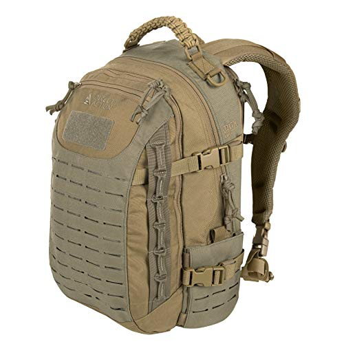 Direct Action Dragon Egg Mk II Tactical Backpack Coyote Brown/Adaptive Green