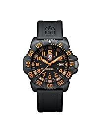 Luminox Men's 3059 EVO Navy Seal Colormark Black Dial Watch