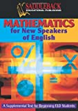 Mathematics for New Speakers of English, Saddleback Educational Publishing, 1562546465