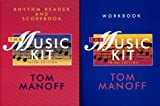img - for The Music Kit: Workbook and Rhythm Reader and Scorebook by Tom Manoff (1994-12-23) book / textbook / text book