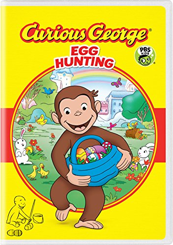 Curious George: Egg Hunting]()