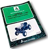Allis Chalmers 710 712S 712H 716H Operators Owners Manual Lawn Garden Tractor