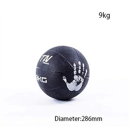 GLQ Pelota elástica de Goma, 1 – 10 kg Gravity Ball, Equipo de ...