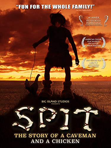 Spit - The Story of a Caveman and a Chicken