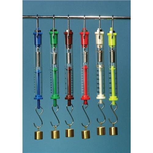 0.2N Inc 20 g 1216Y12EA United Scientific Supplies SB1000-P Spring Scale