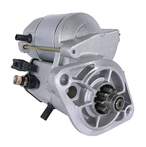 Chevy Prizm - DB Electrical SND0127 Starter For Chevy Prizm 1.8L 1.8 98 99 00 01 02 /Toyota Corolla 1.8 1.8L 98 99 00 01 02/94857220 /28100-0D020 /228000-6660/1998 1999 2000 2001 2002