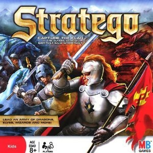 stratego board game pieces - 3