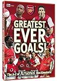 Arsenal Fc: Greatest Ever Goals! [DVD]