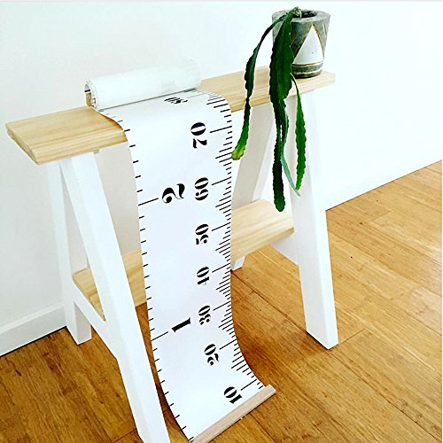 Hiltow Kids Canvas Height and Growth Chart by Hiltow