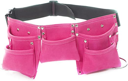 Leather Kids Tool Belt//Child/'s Tool Pouch for Costumes Dress Up Role Play