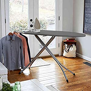 Extra Large Foldable Ironing Board with Ironing Table