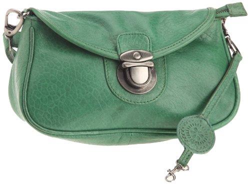 C.Oui - Bolso de hombro para mujer Verde