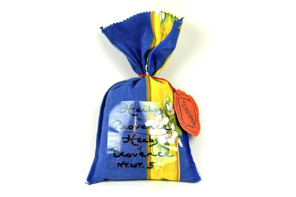 Aux Anysetiers du Roy Herbes de Provence in Blue Bag 5Oz