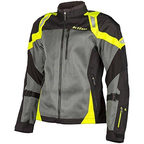 Klim Induction Men's Street Motorcycle Jackets - Hi-Vis / 2X-Large