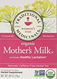Traditional Medicinals Teas Organic Mother's Milk Herbal Tea, 32 Count