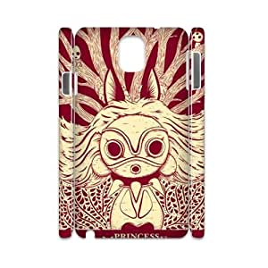 T-TGL(RQ) Print your own photo phone Case for Samsung galaxy Note 3 N9000 3D cheap Princess Mononoke case