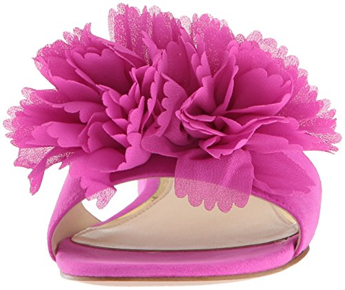 Jessica Simpson Womens Caralin Slitta Sandalo Colpo Hot Pink