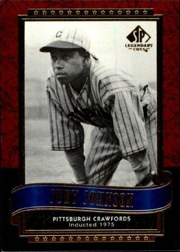 2003 SP Legendary Cuts Baseball Card #72 Judy Johnson