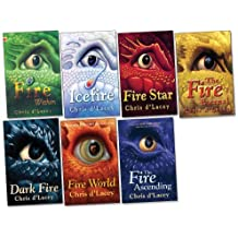 The Fire Within Pack, 7 books, RRP £48.93 (Dark Fire; Fire Ascending; Fire Eternal; Fire Star; Fire World; Icefire; The Fire Within).