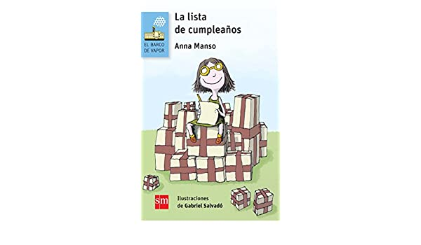La lista de cumpleaños (Spanish Edition): Anna Manso Munne ...