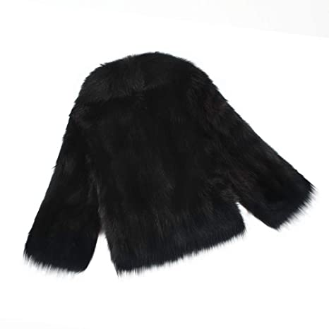 Amazon.com: YOcheerful Womens Coat Gilet Jacket Outwear Faux Fur Tunic Overcoat Winter Parka: Clothing