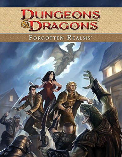 Dungeons & Dragons: Forgotten Realms - Forgotten Realms Rpg