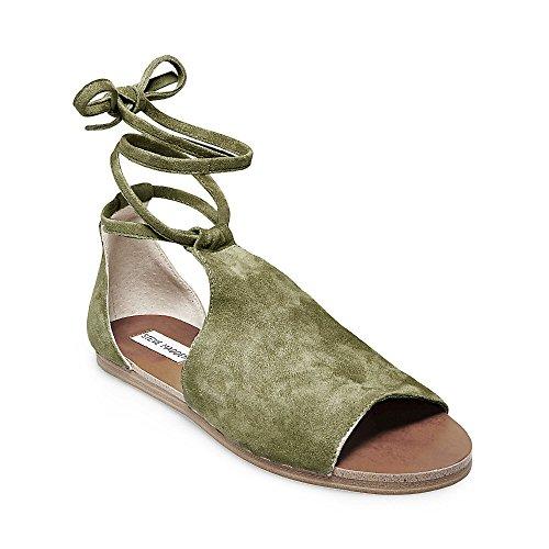 steve-madden-womens-elaina-flat-sandal-olive-suede-75-m-us
