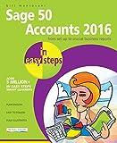 Read Sage 50 Accounts 2016 in easy steps Epub
