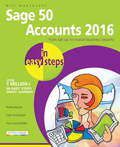 Sage 50 Accounts 2016 in easy steps Doc
