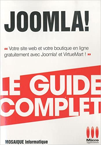Livre gratuits en ligne Joomla ! pdf ebook