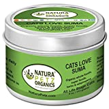Product review for Cats Love Suma to include Glandular Support for Cats