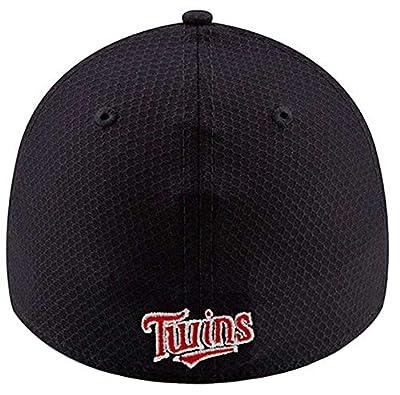 New Era 2019 MLB Minnesota Twins Bat Practice Road Hat Cap 39Thirty 11900149