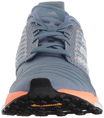 Adidas Solar Grey Femme Originals Coral chalk white Boost Raw xZ5Bpqrxw